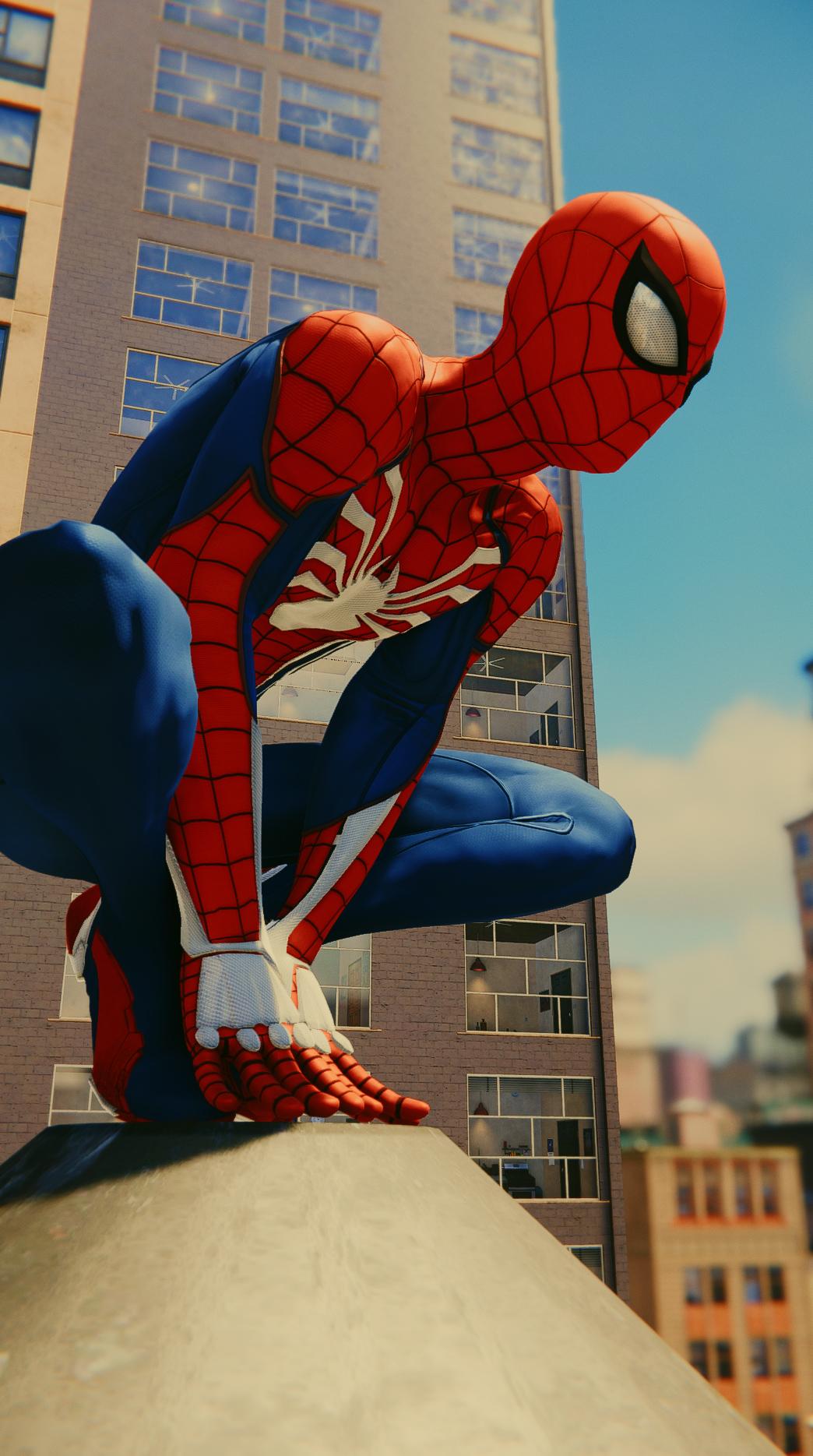 本日dlc第一弾配信 予定 Marvel S Spider Man Bitgamers