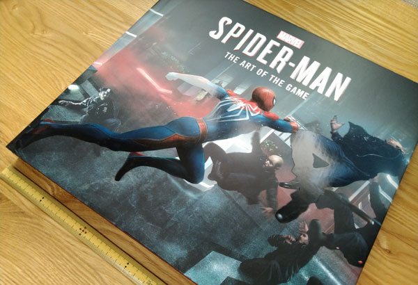 SPIDER-MAN THE ART OF THE GAME
